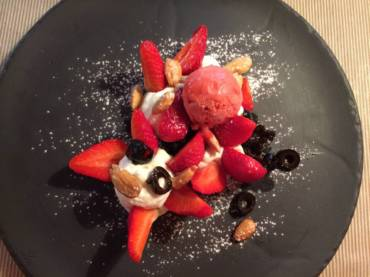 Dessert provençal