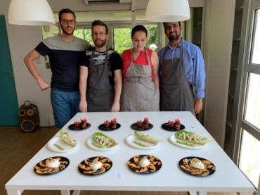 Challenge culinaire par brigades