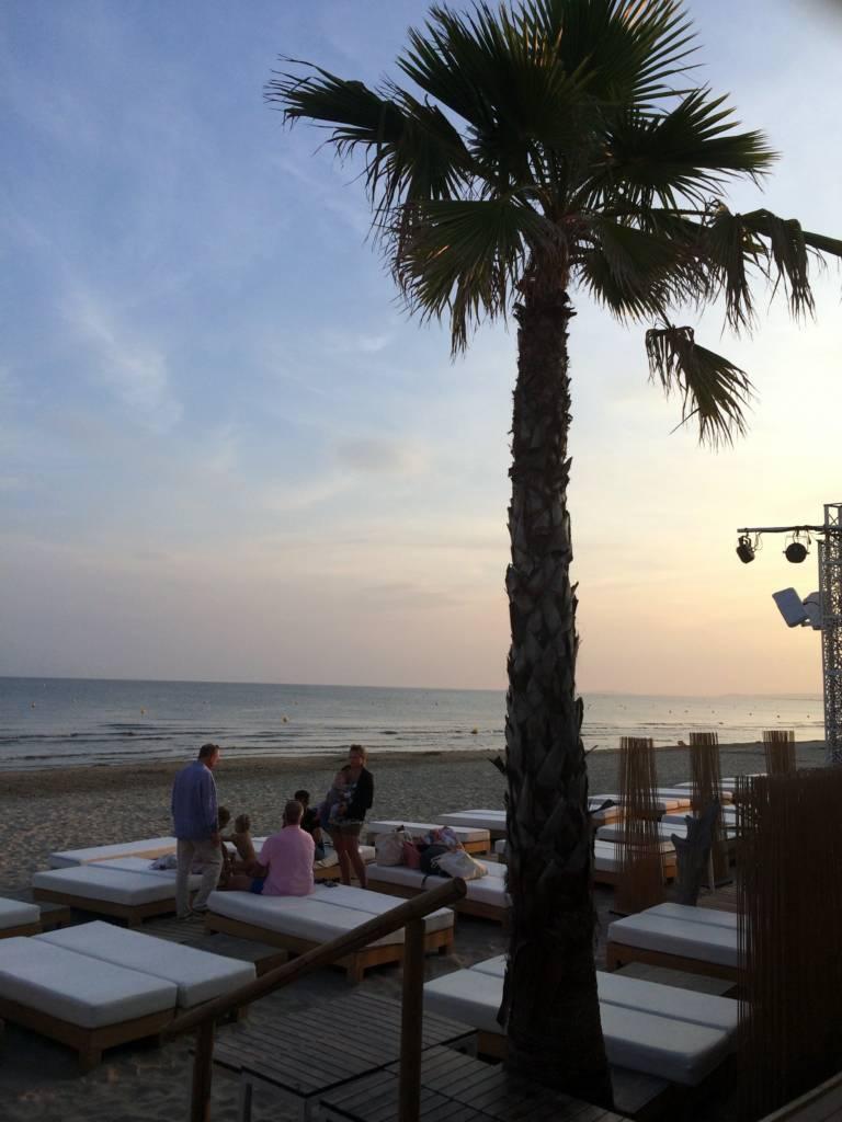 séminaire sur la plage