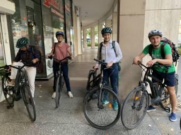 Le Food Tour de Grenoble revisité à vélo !
