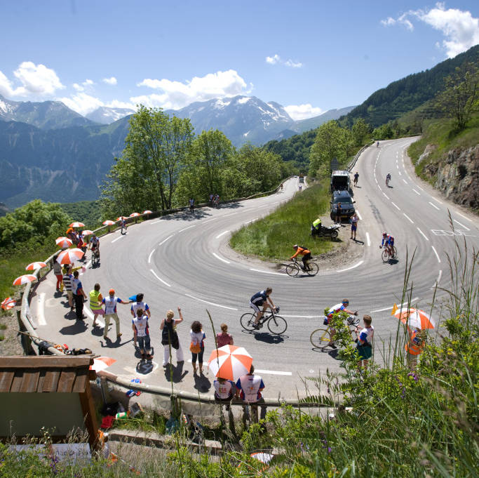 Séminaire à l'Alpe d'Huzes