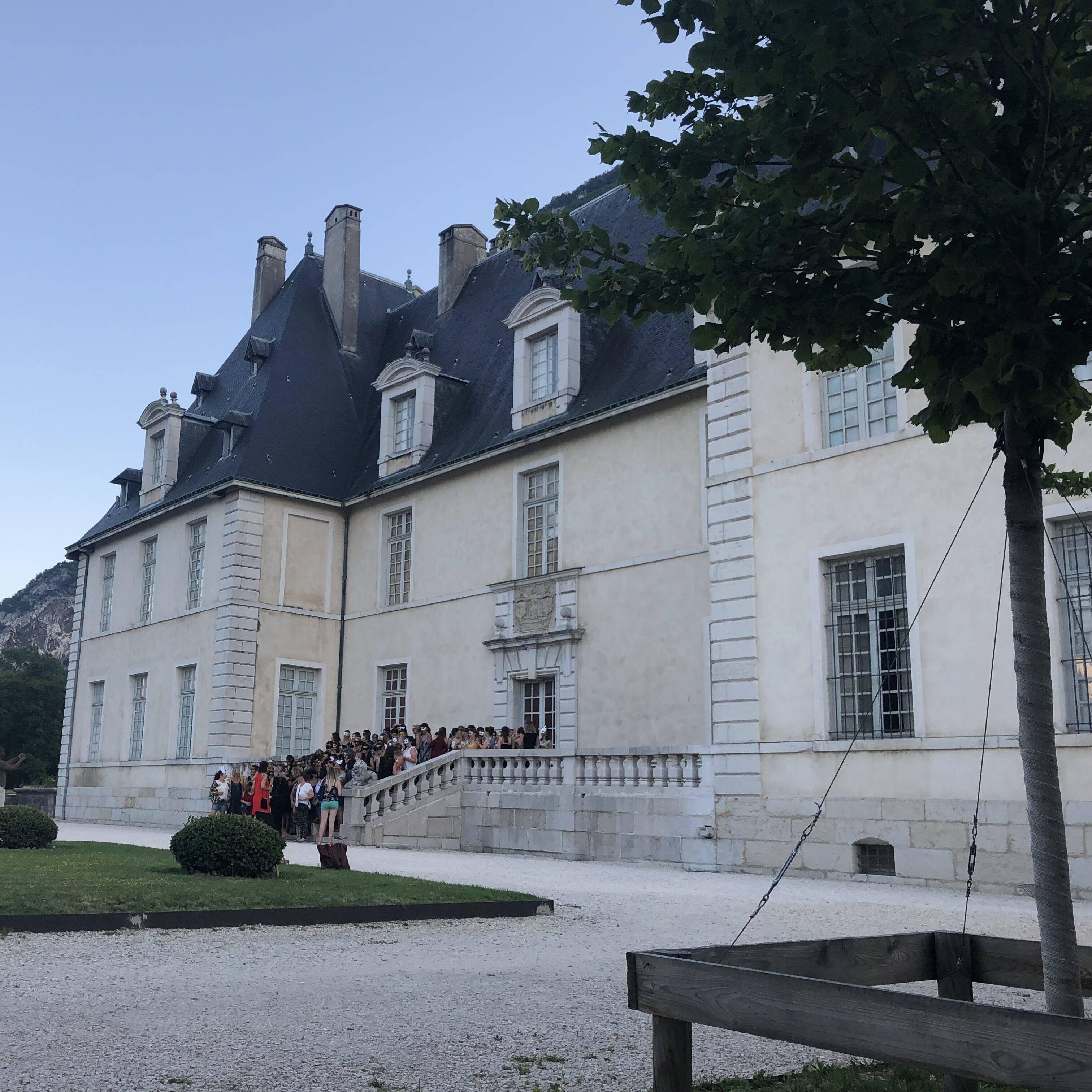 chateau isérois