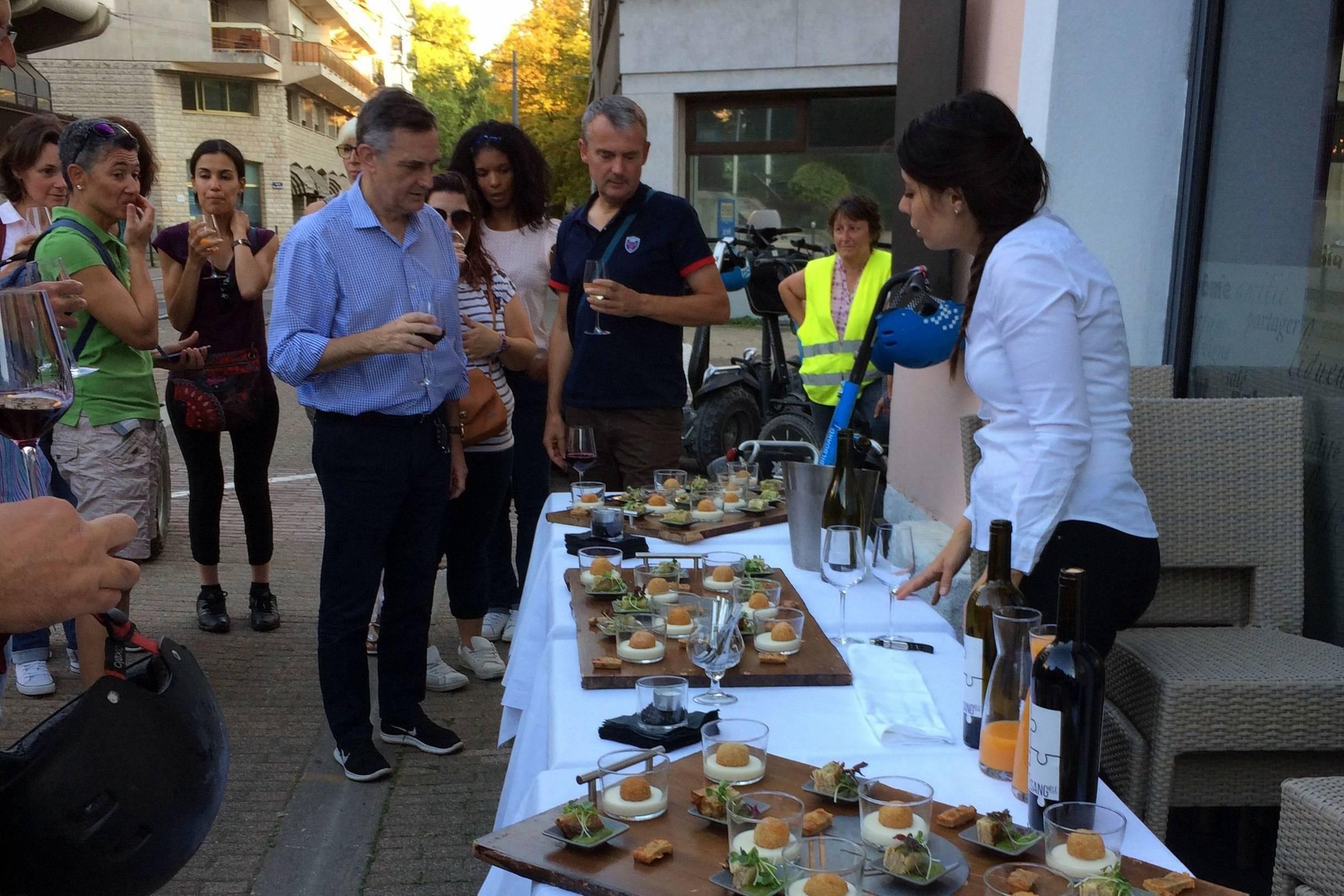 Rallye digital et gourmand