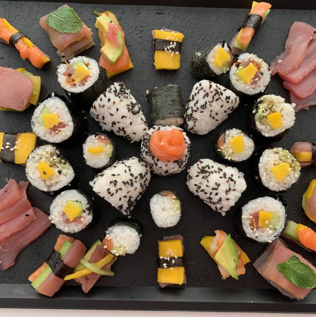sushis & makis
