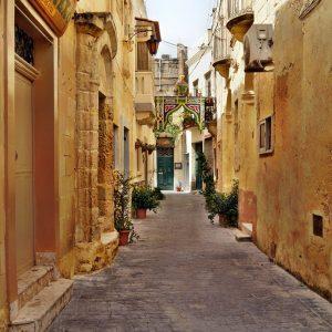 convention à Malte